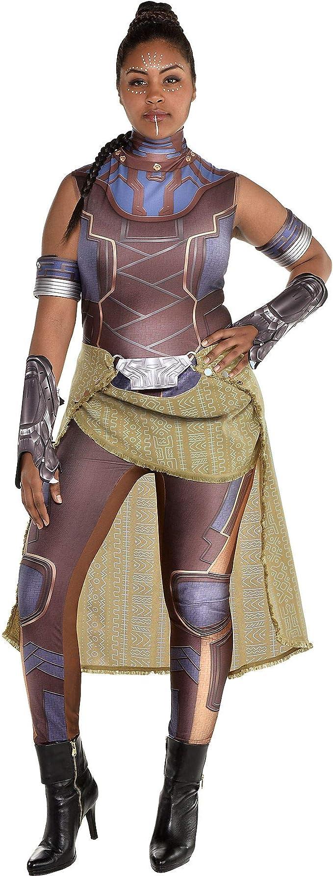 SUIT YOURSELF Disfraz de Shuri para Mujer para Halloween, Pantera ...