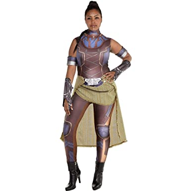 Amazon.com: Traje para mujer Shuri Halloween, color negro ...