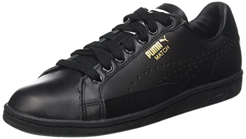 Puma Match74 359518 Scarpe da Ginnastica Basse Unisex Adulto Nero Puma Black