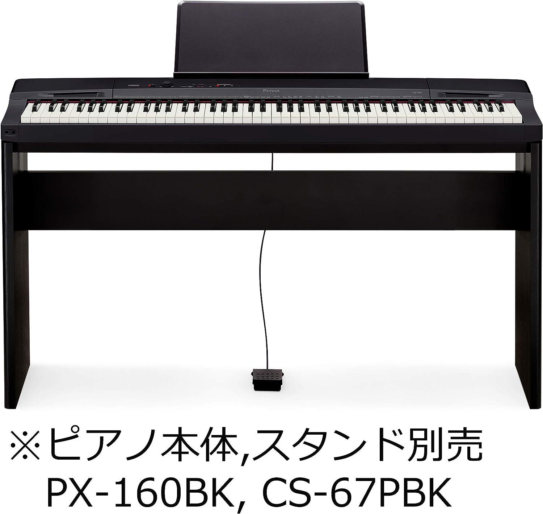 de resonancia Pedal para teclado electr/ónico Casio SP-3H5