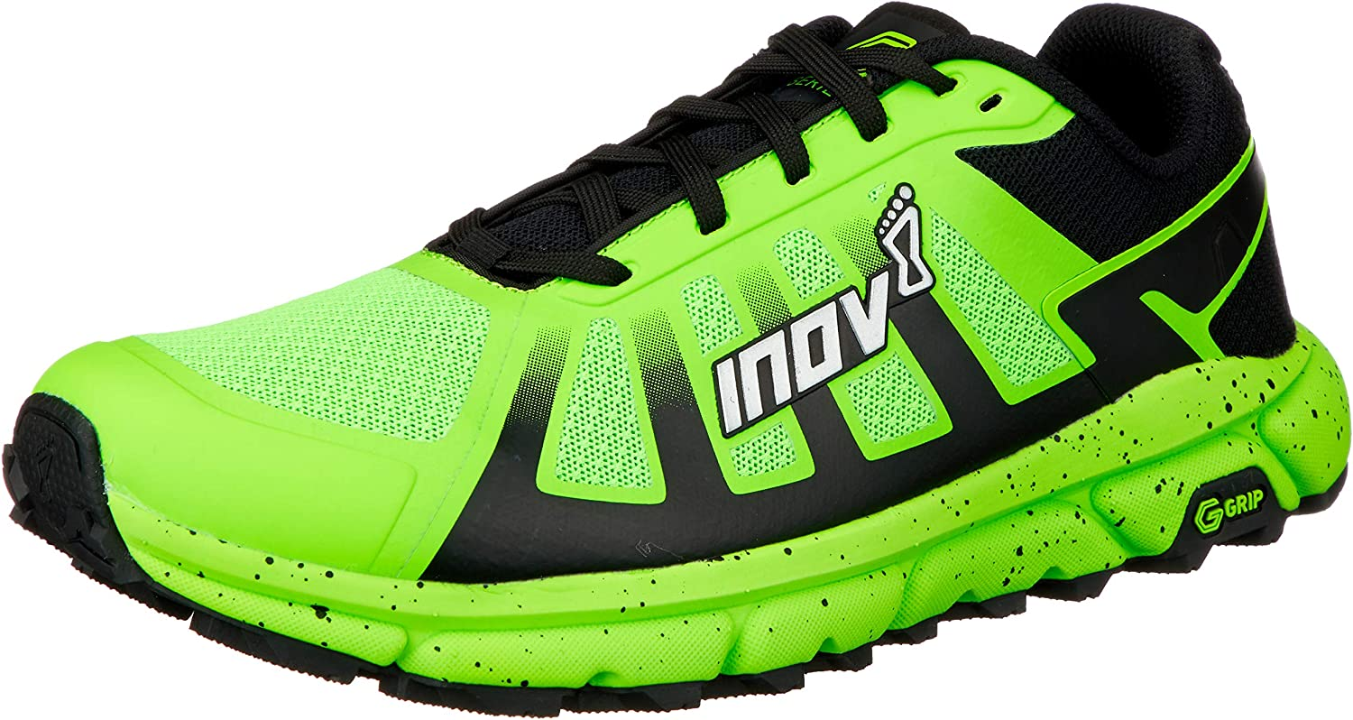 Amazon Com Inov 8 Mens Terraultra G 270 Trail Running Shoes Zero Drop For Long Distance Ultra Marathon Running Trail Running