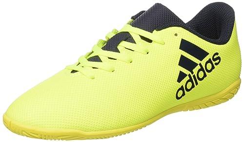 adidas X 17.4 In J, Zapatillas de fútbol Sala Unisex para Niños: Amazon.es: Zapatos y complementos