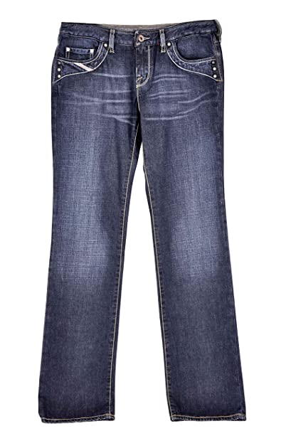 Diesel Jeans Pantalones Calzoni Pant kycut W26 L34: Amazon ...