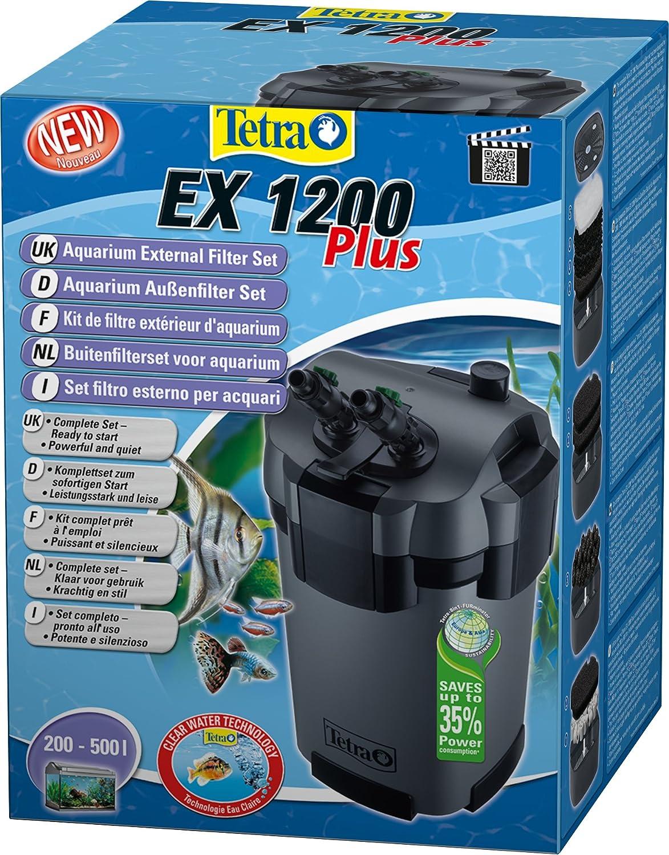 TETRA EX 800 Plus - Filtre Extérieur pour Aquarium de 100 à 300L 240964