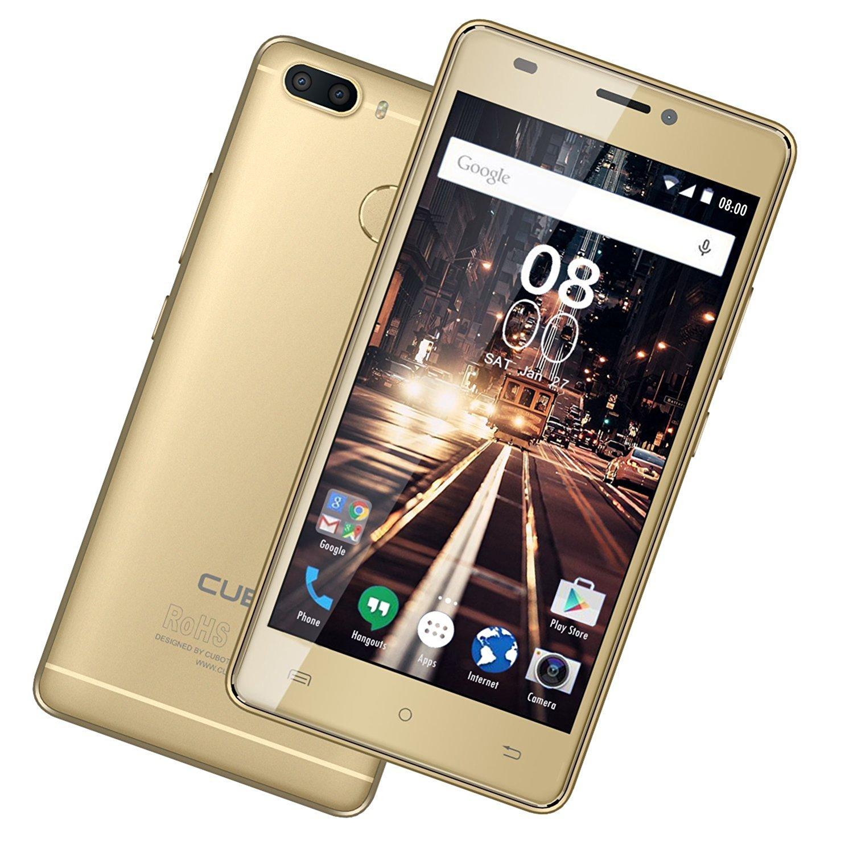 CUBOT H3 4G Smartphone - Pantalla HD de 5.0 Pulgadas, Android 7.0 ...