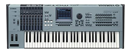 Yamaha MOTIFXS6 Music Production Synthesizer