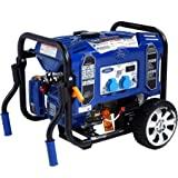 Ford 3500 Watts Peak & 2500 Watts Rated 208cc Petrol / Gasoline Powered Portable Generator, Blue