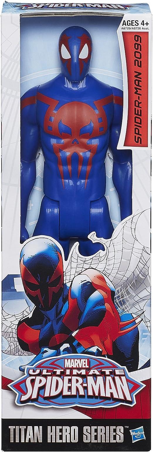 Hasbro Ultimate Spider-Man Man Web Warriors Spider-Man 2099 New in Box