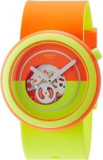 Swatch PNO100 Originals Pop POPover Unisex Watch