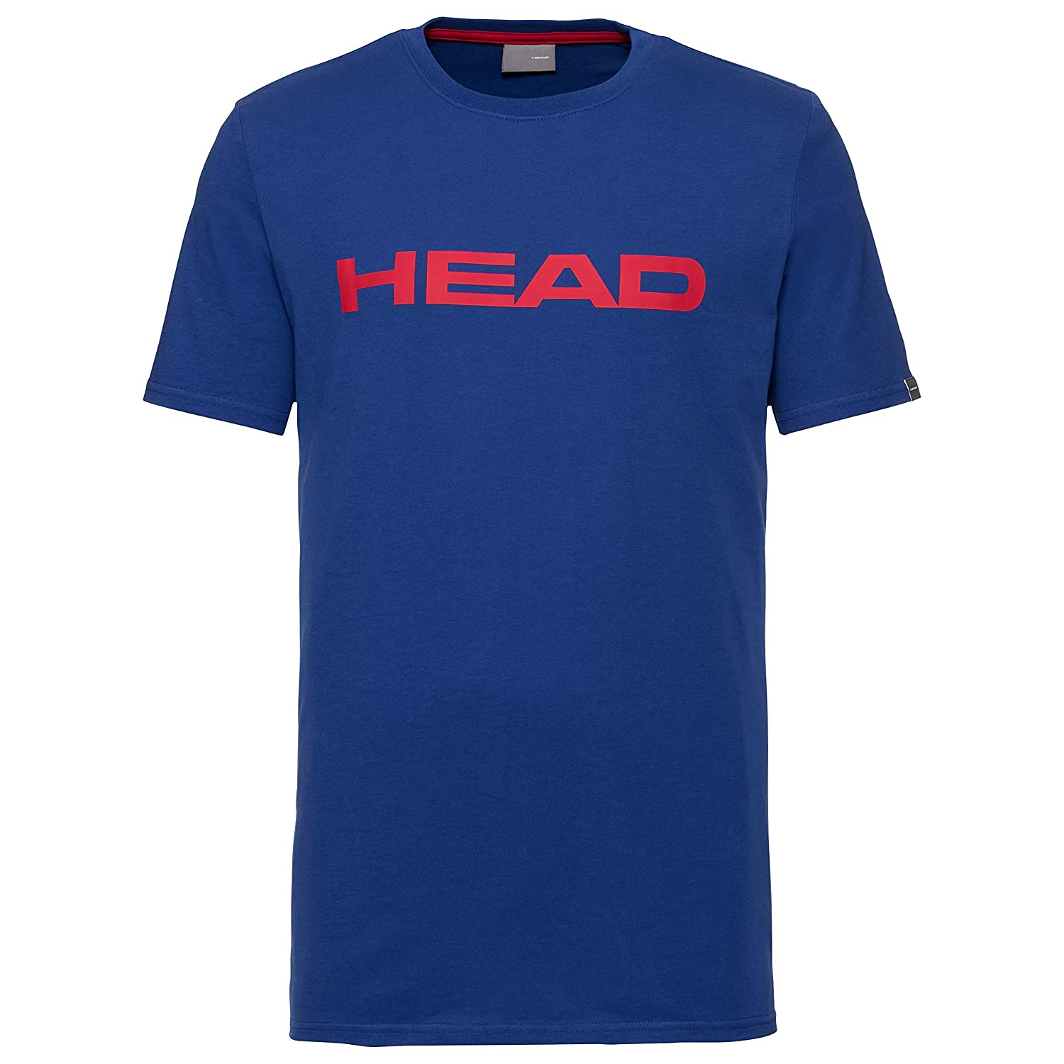 Head Club Ivan JNR Camiseta Royal Blue//Red Infantil Medium