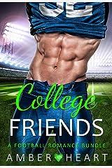 College Friends: A Football Romance Bundle
