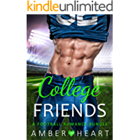 College Friends: A Football Romance Bundle