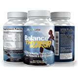 Balance Thyroid Best Thyroid Support — Metabolism Supplement; Complete Natural Complex With Iodine to Improve Energy & Help Lose Weight; Increase Concentration, Boost Metabolism & Reduce Brain Fog