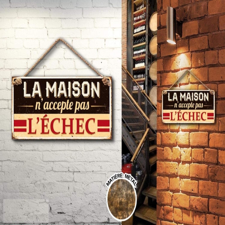 Cuisine & Maison Tableaux, posters et arts décoratifs SDT Plaque