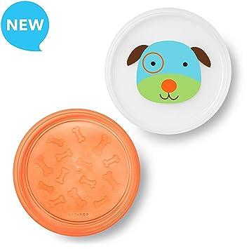 Skip Hop Zoo Childrens Plate Dog
