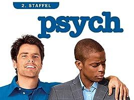 Psych - Staffel 2