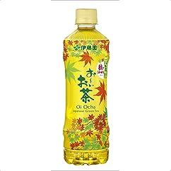 【ドリンクの新商品】伊藤園 おーいお茶 緑茶 秋のLoversボトル 525ml×24本