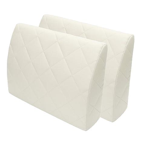 Selfitex Cojín Lumbar para Cama, Respaldo para sofá, Tien 24.7446 – Cojín, para palé de salón o Muebles, Longitud 60 cm, Altura 45 cm, Fabricado en ...