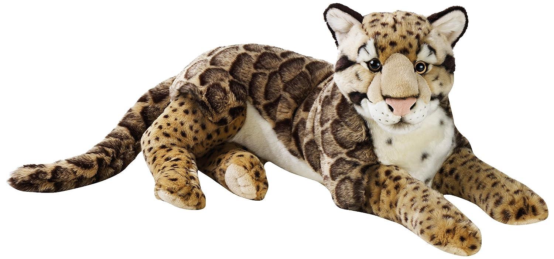 Amazon Com National Geographic Giant Clouded Leopard Plush Medium