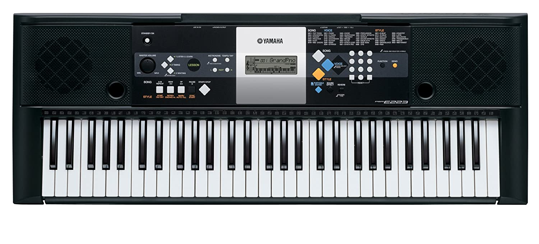 Download free pdf for yamaha psr-e223 music keyboard manual.