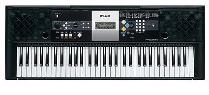 Amazon. Com: yamaha psr-e223 61-key portable keyboard with 375.