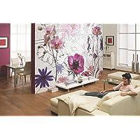 "komar fotobehang""Purple"", 368 x 254 cm, 8 delen"