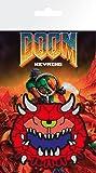 GB Eye LTD, Doom, Cacodemon, Porte-clé