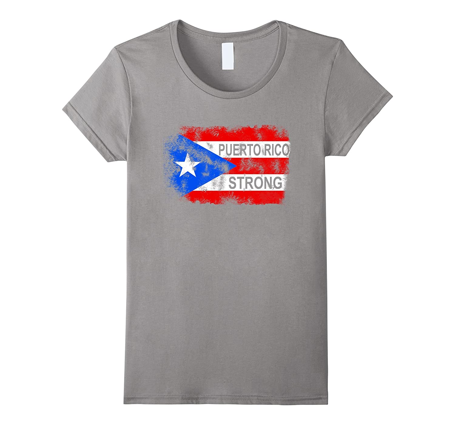 amazon com strong t shirt fuerte support for puerto rico unisex