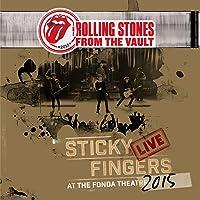 From The Vault: Sticky Fingers Live 2015 (DVD+3LP) [Vinyl LP]