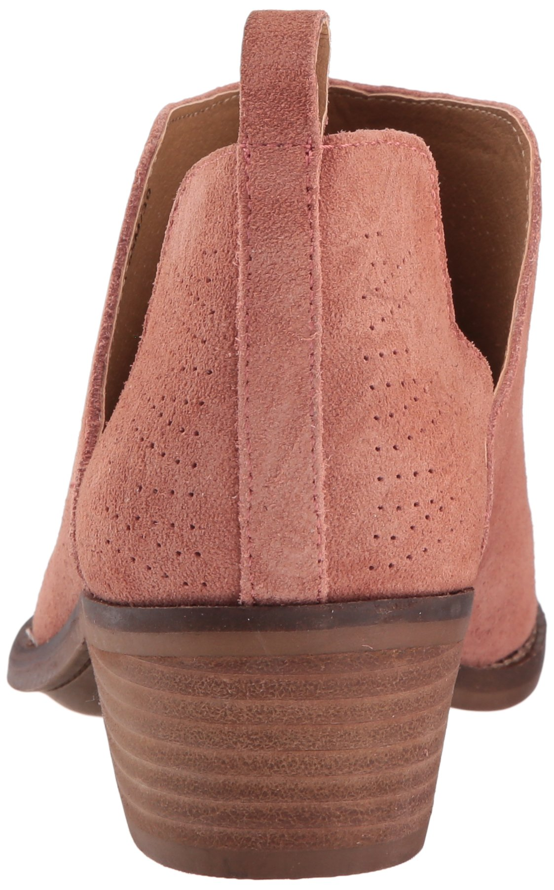 Lucky Brand Women's Fayth Ankle Boot, Canyon Rose, 8 M US by Lucky Brand (Image #2)