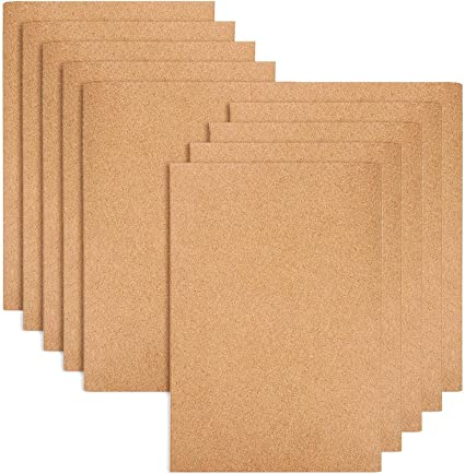 Paquete de 10 cuadernos de viaje rayados con tapas de papel kraft ...