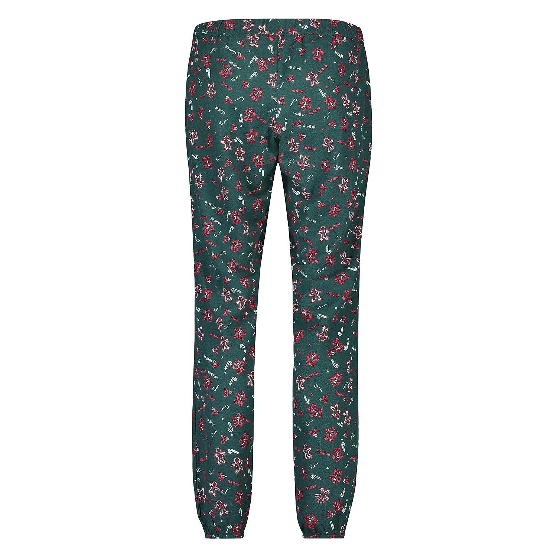 Hunkem/öller Damen Pyjamahose Holidays