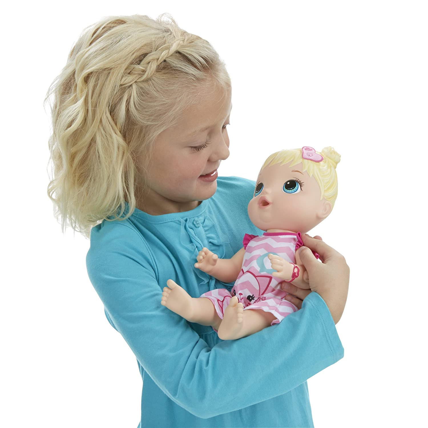 Baby Alive Better Now Bailey (Blonde) HAT3A C2691