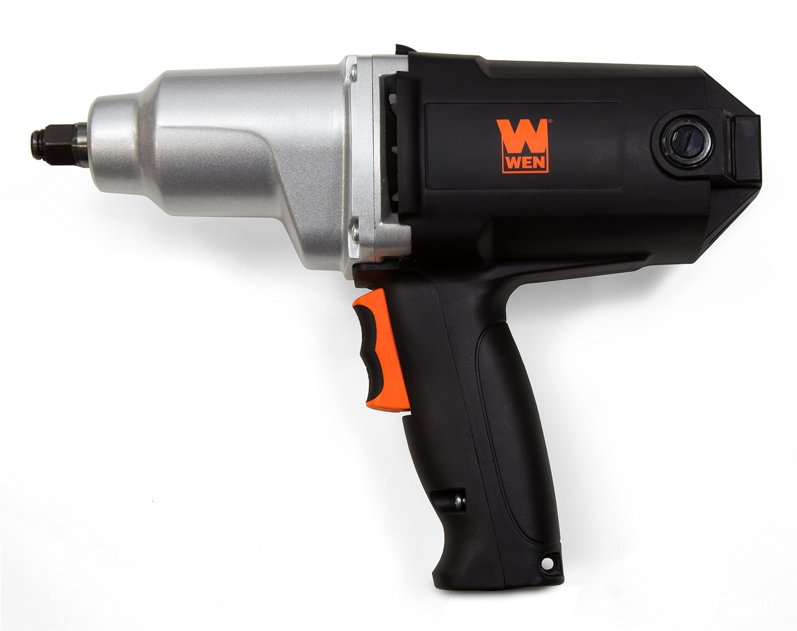 WEN 48107 7.5-Amp 1/2-Inch Two-Direction Electric Impact Wrench