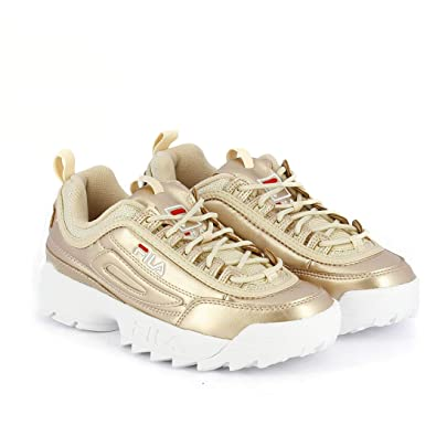 Fila Gold Disruptor Low Mm 101044280cBasket DHYebEIW29