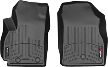 CHEVROLET SPARK 2010 NEW BLACK TAILORED HEAVY DUTY RUBBER CAR FLOOR MATS
