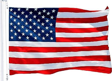 American Flag 3X5 Ft US Flag United States Stripes Stars Brass Grommets