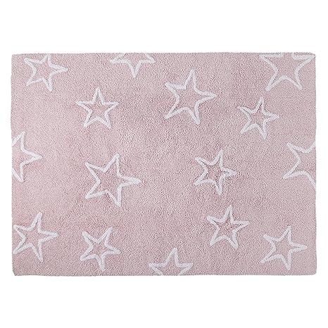 Happy Decor Kids HDK-221 - Alfombra lavable, color rosa: Amazon.es ...