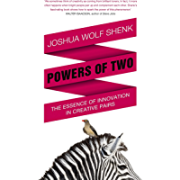 Powers of Two: Finding the Essence of Innovation in Creative Pairs (English Edition)