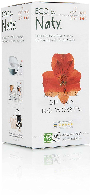 Naty - WomenCare - Salvaslip Normal, 2 paquetes x 32 unidades, total 64 unidades: Amazon.es: Alimentación y bebidas