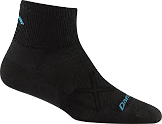 product image for Darn Tough Vertex Quarter Crew Ultralight Cushion Sock - Women's