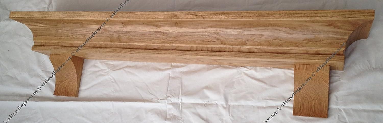 Oak mantel shelves uk