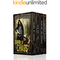 The Caitlin Chronicles Boxed Set: Dawn of Chaos, Into The Fire, Hunting The Broken, The City Revolts
