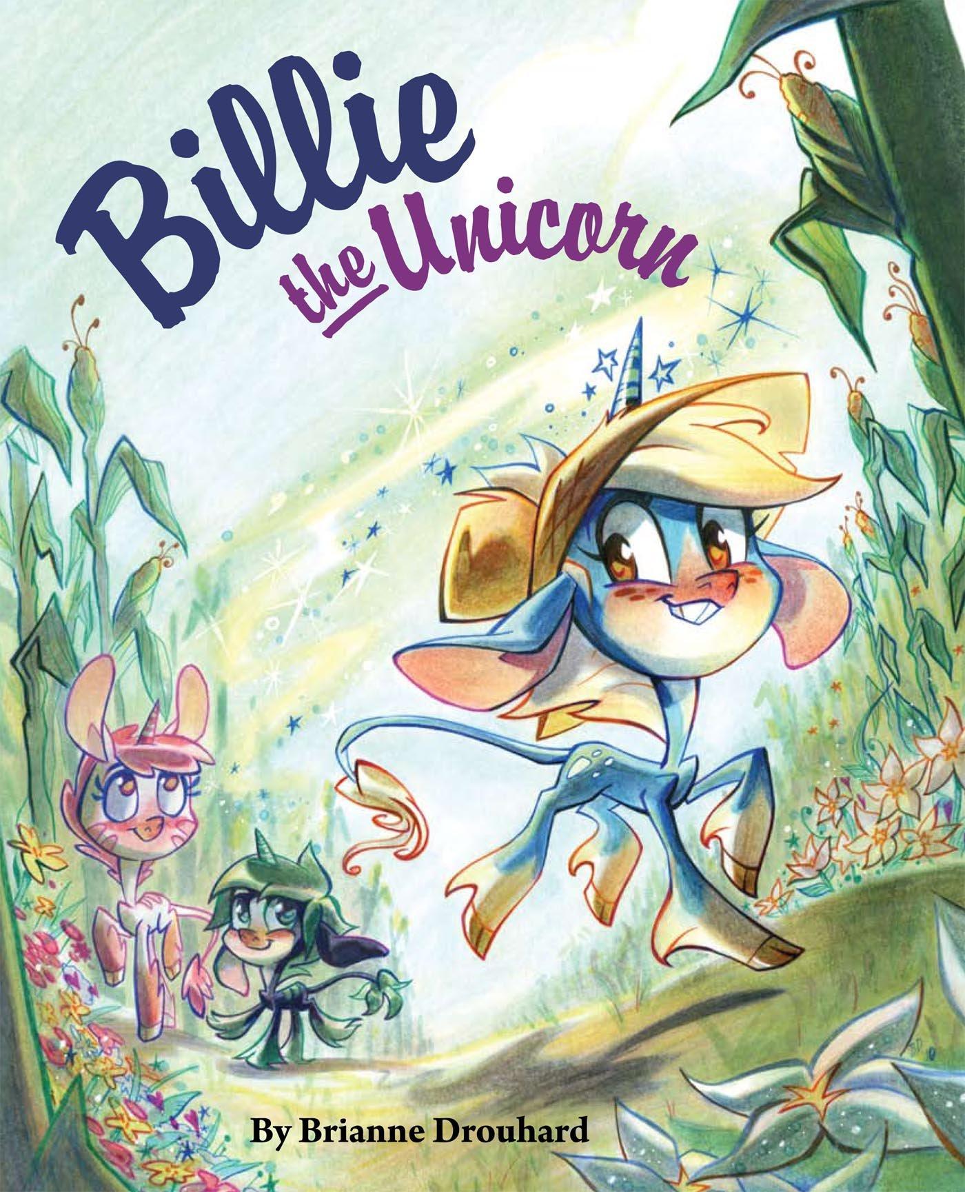 Download Billie the Unicorn pdf