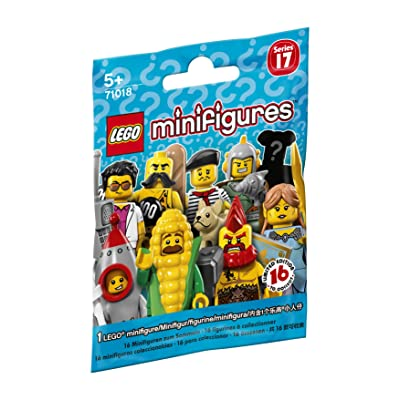 Lego Mini Figure Series 17: Toys & Games