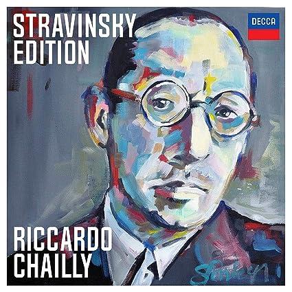 Stravinsky Edition Riccardo Chailly [11 CD Box Set]