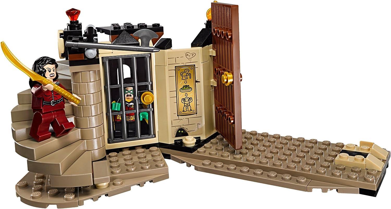 SH288 NEW LEGO DESERT BATMAN FROM SET 76056 BATMAN