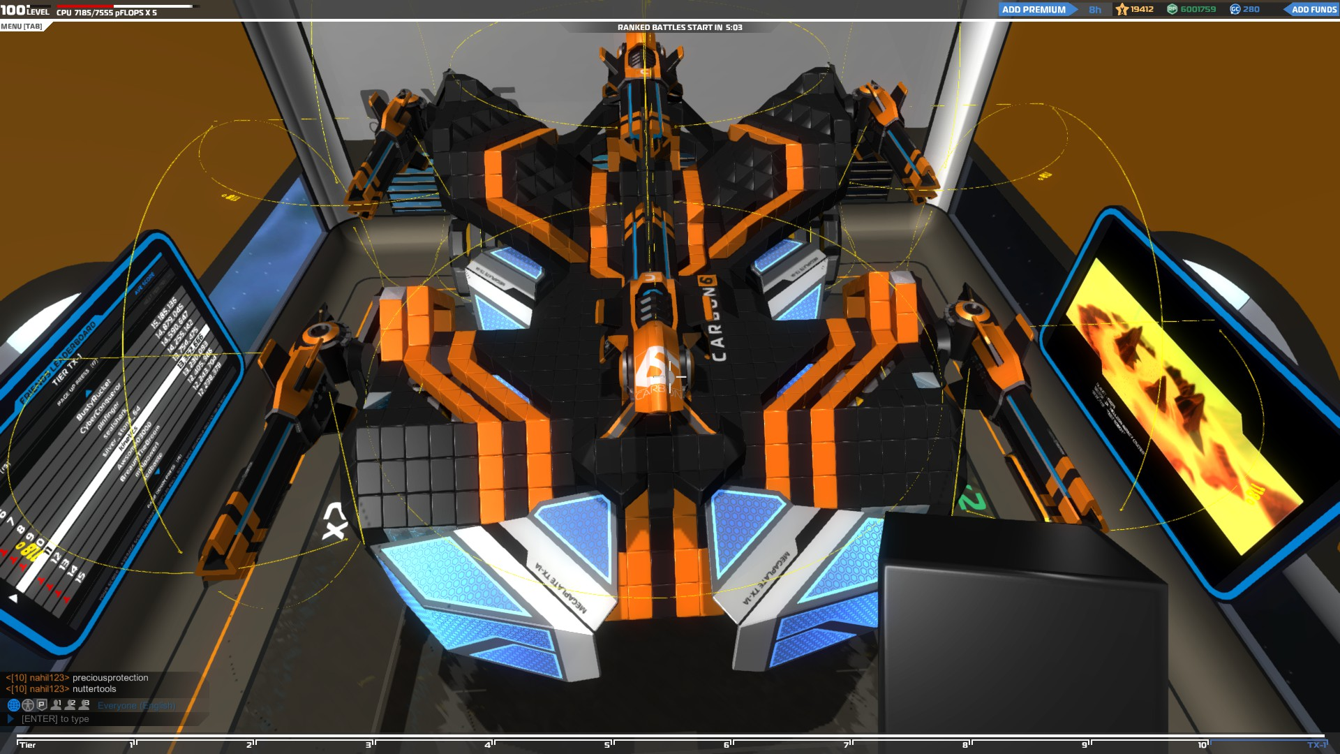 Amazon com: Robocraft free-to-play PC Download [Download