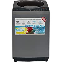 IFB 6.5 kg Fully-Automatic Top Loading Washing Machine (TL-RDS/RDSS Aqua, Sparkling Silver, Aqua Energie water softener)