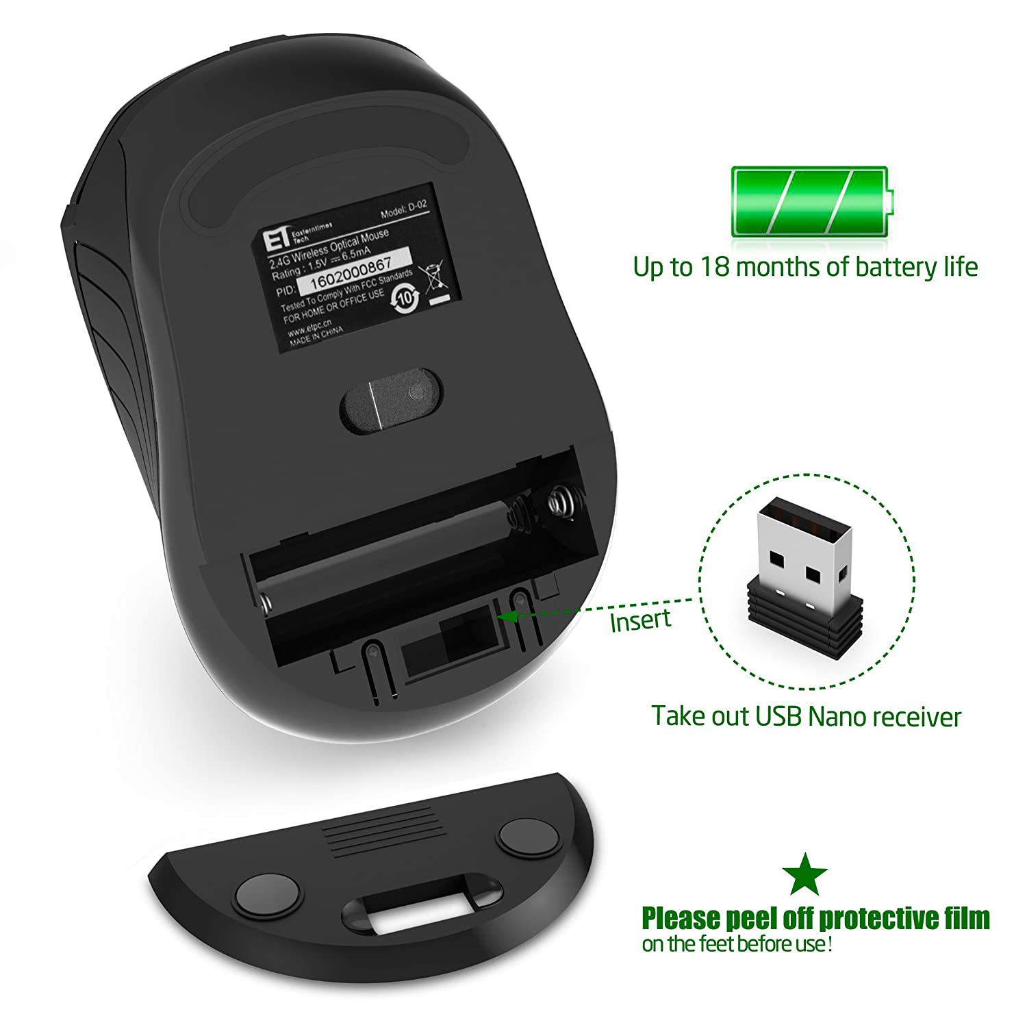 ENGAGE B319 WIRELESS MOUSE DRIVERS FOR WINDOWS 8